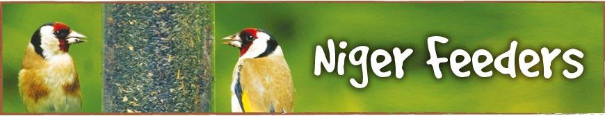 Niger Seed Feeders