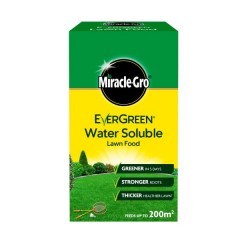 Miracle-Gro Soluble Lawn Food