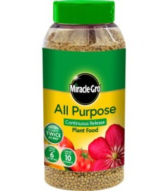 Miracle-Gro Slow Release Plant Food