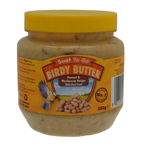 Peanut Butter Suet Cakes