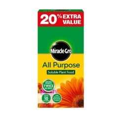 Miracle-Gro All Purpose Plant Food - 1kg + 20% Free