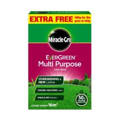 Miracle-Gro Multi Purpose Grass Seed