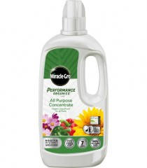 Miracle-Gro Performance Organics All-Purpose Concentrate