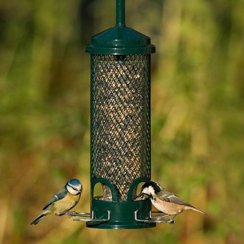 brome squirrel buster mini seed feeder garden wildlife. Black Bedroom Furniture Sets. Home Design Ideas