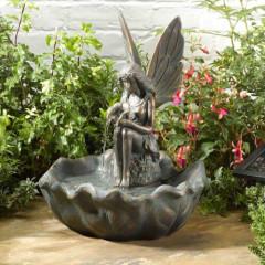 Chapelwood Fairy Fountain