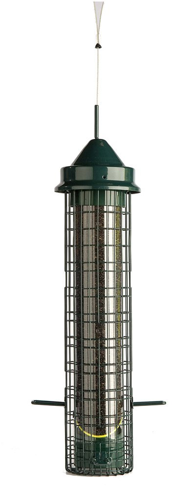 Squirrel Buster Finch Bird Feeder