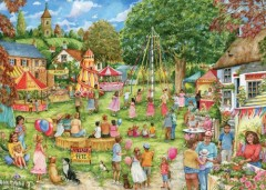 Village Fete Jigsaw 1000 Pieces