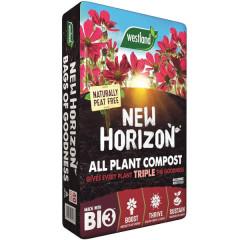New Horizon Peat Free Compost - 40L