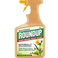 Roundup Natural Weed Control Ready To Use 1L