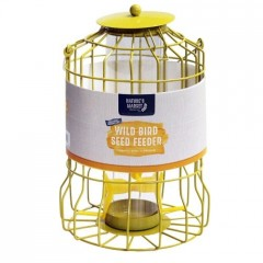 Nature's Market Squirrel Proof Guard Seed Feeder
