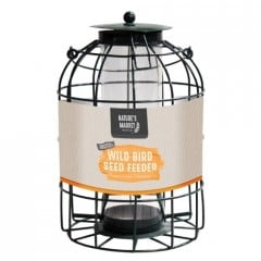 Nature's Market Squirrel Guard Seed Feeder