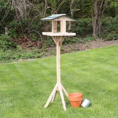 Nature's Market Wooden Bird Table