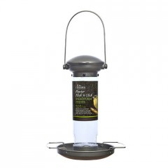 Tom Chambers Pewter Fick 'n' Click Mealworm Feeder