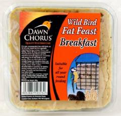 Dawn Chorus Suet Block Breakfast - 12 & 24