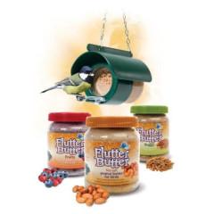 Flutter Butter Peanut Butter For Wild Birds