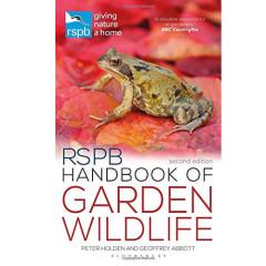 RSPB Handbook Garden Wildlife