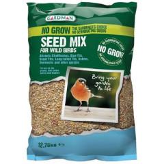 Gardman No Grow Seed Mix - 12.75kg & 25.5kg