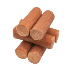 6 Berry Suet Logs