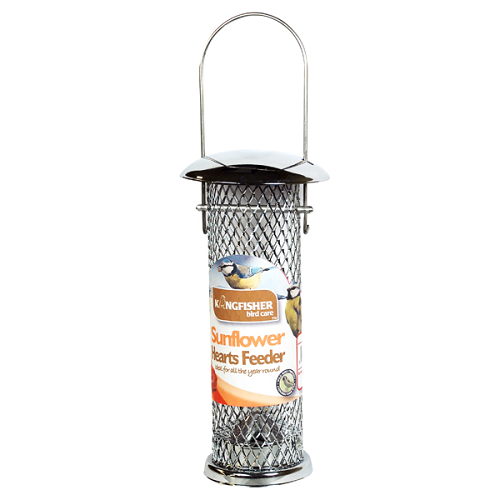 Deluxe Sunflower Seed Feeder