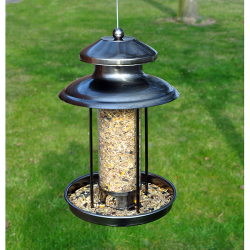 Deluxe Lantern Seed Feeder