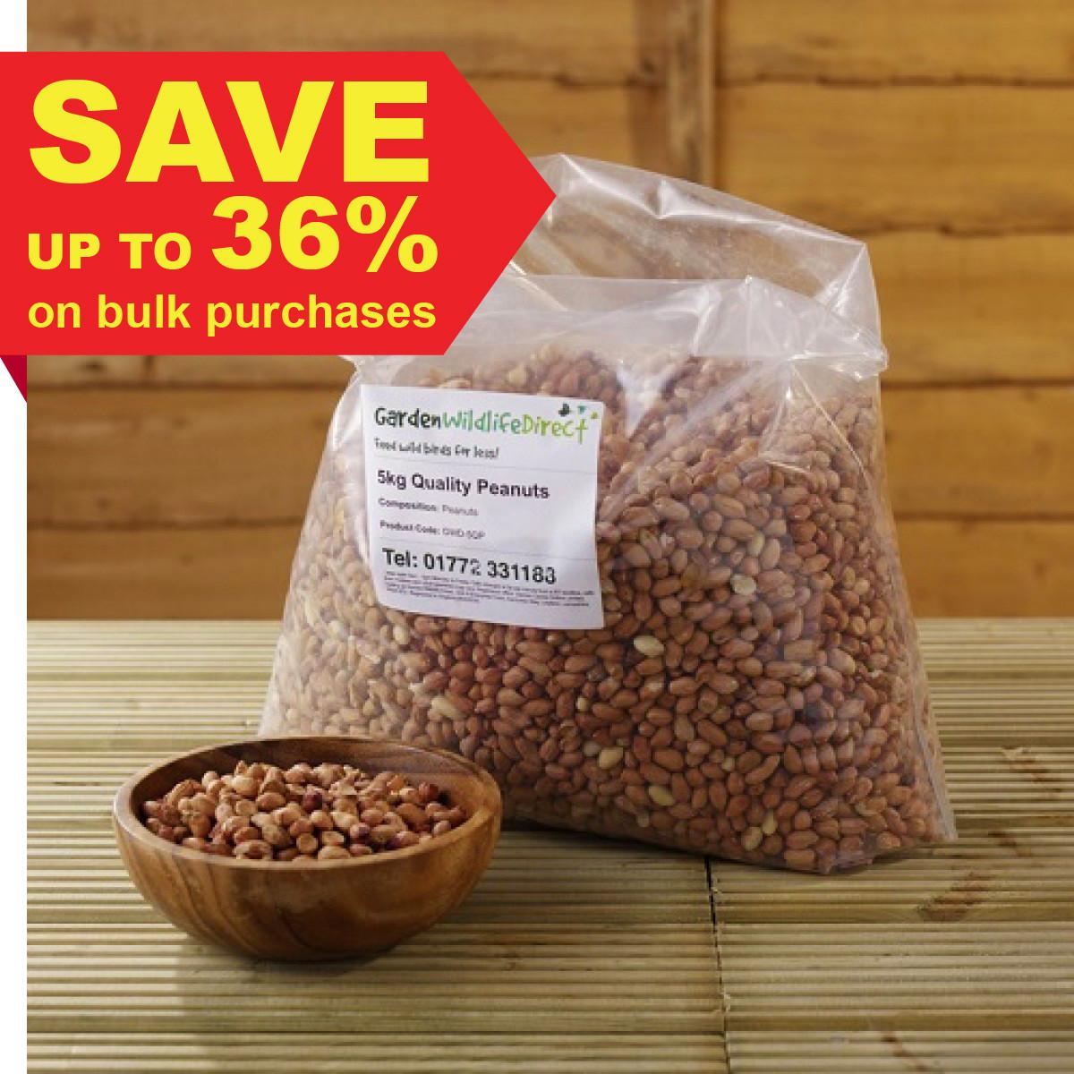 WIld Bird Premium Peanuts