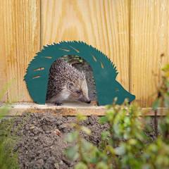 Fallen Fruits Hedgehog Gate