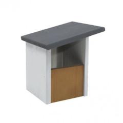 Henry Bell Elegance Sloping Roof Open Front Nest Box