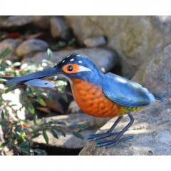 Metal Kingfisher