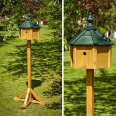 Tom Chambers Bird Roost Bird Table