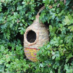 Wildlife World Artisan Wild Bird Nester - Shesali