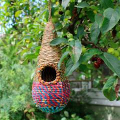 Wildlife World Artisan Wild Bird Nester - Tahera