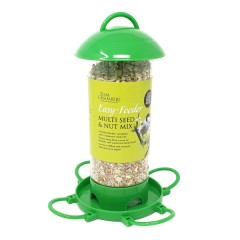 Tom Chambers Easy Prefilled Multi Seed and Nut Mix Feeder