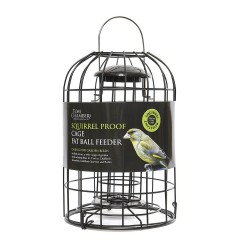 Tom Chambers Squirrel Proof Cage Fat Ball Feeder