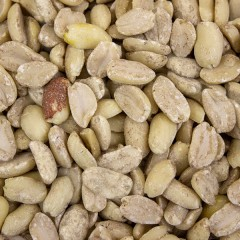 Wild Bird Value Peanut Splits - Aflatoxin Tested