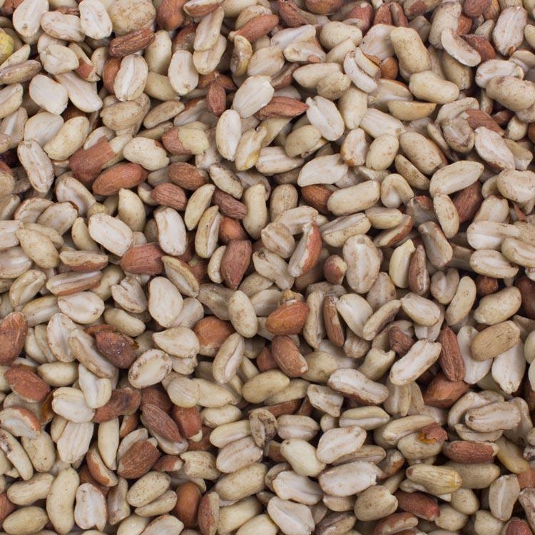 12.55kg Value Peanut Splits