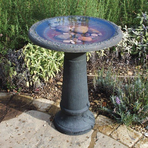 Wildlife World Coniston Resin Bird Bath Amp Stand