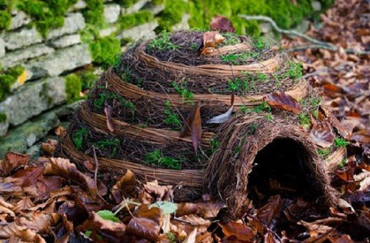 Wildlife World Igloo Hedgehog House