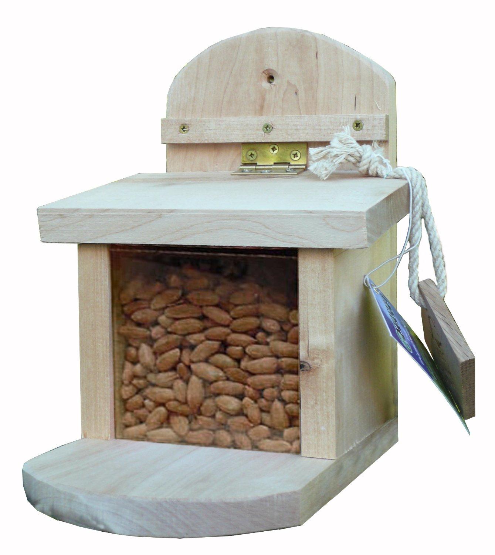 wildlife world squirrel feeder garden wildlife direct. Black Bedroom Furniture Sets. Home Design Ideas