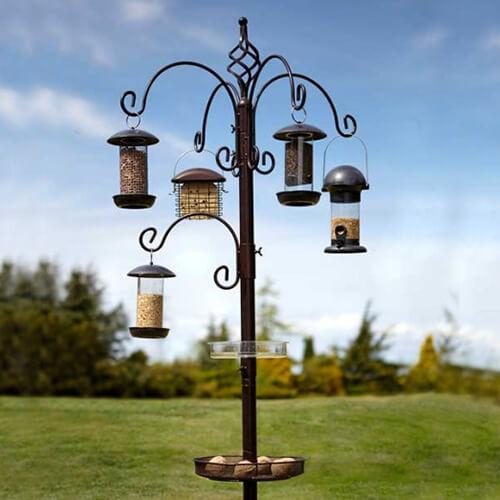 Elegance Bird Feeding Station