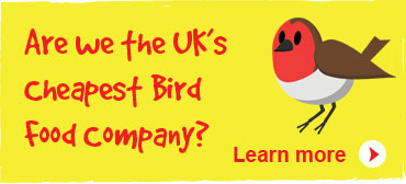 Are we the cheapest UK's bird food company?